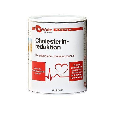Dr.Wolz 膽固醇降低燕麥配方 Cholesterin-reduktion 224g