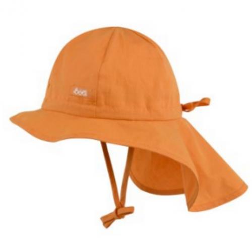 Döll橘色兒童防曬帽-53號