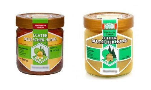 真正德國優質蜂蜜 蜂膏 500g