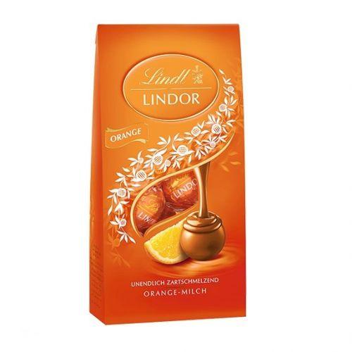 Lindt 柳橙松露巧克力球 137g LINDO...