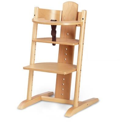 moizi-2 兒童成長高腳椅
