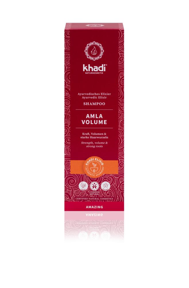 Khadi Amla  餘甘子活力健髮洗髮精 200ml