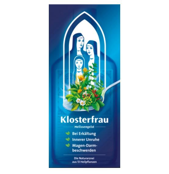Klosterfrau 複合草本精Melissengeist 235ml