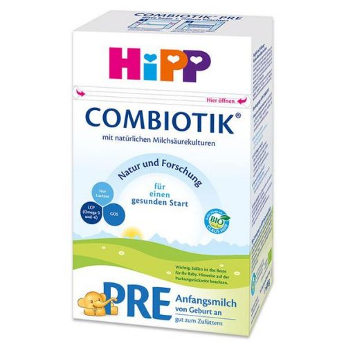 Hipp Combiotik 奶粉 600g