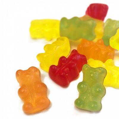 素食經典熊 Stärke Bären 500g