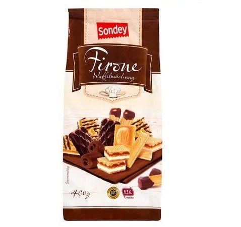 sondey 華夫綜合巧克力鬆餅 400g