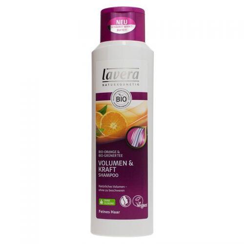 Lavera 有機天然橘子綠茶能量洗髮精 250m...