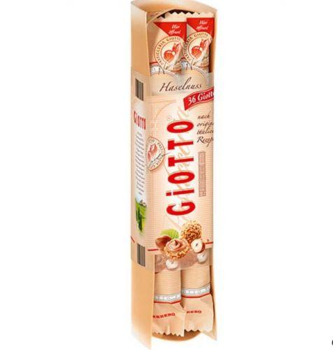 Giotto 榛果脆鬆餅巧克力球 4長條 / 36...