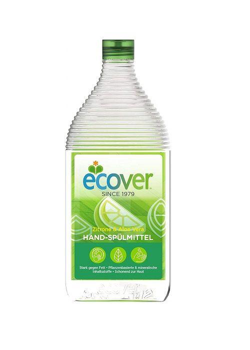 比利時Ecover 檸檬蘆薈洗碗精 450ml