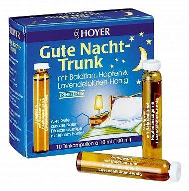 Hoyer  Gute Nacht-Trunk 1...