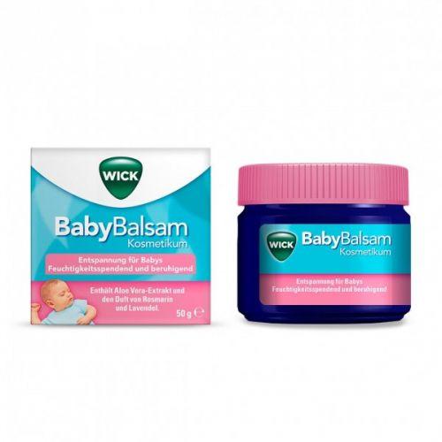 WICK baby balsam 嬰幼兒 按摩膏 ...