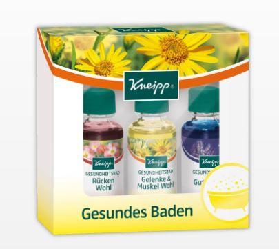 Kneipp  Gesundes Baden泡澡精...