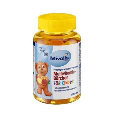 DM Mivolis  綜合維它小熊軟糖